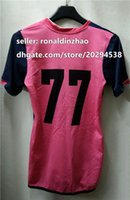 Wholesale custom fonts - BEST! PLAYER VERSION 1718 ,custom pirnt jersey top font, many teams available , message firstly