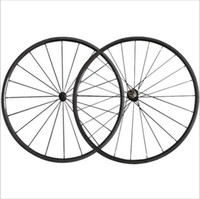 Wholesale 24mm Carbon Wheels - New Arrival 24mm clincher tubular carbon road wheels powerway super light R13 hub Pillar aero 1432 spoke Road Bicycle Wheelset