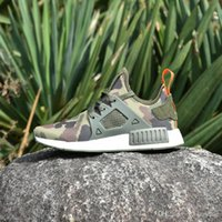 Wholesale Tennis Shoes For Cheap - 2017 Cheap New NMD XR1 Fall Olive Discount Sneakers For Men Women Fashion Sports Sneakers Trainers Youth Running Shoes With Box