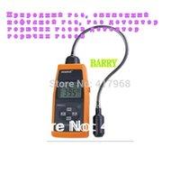 Wholesale Professional Detector Gas - Wholesale- SPD202 Auto Gas Detector alarm COMBUSTIBLE GAS ALARM DETECTOR Professional gas analyzer