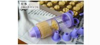 sprinkles baking - Cookies Cookies Molds Sprinkle Cream Biaohua Kouzhuang Set Slippers Bag Baking Tools