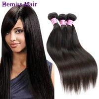Wholesale Cheap Quality Malaysian Hair - Brazilian Virgin Human Hair Weaves Indian Unprocessed Hair Bundles Weave Extension Mixed Sizes Cheap High Quality Procucts Health And Beauty