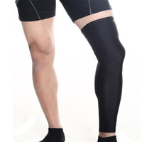 Wholesale Armed Store - Wholesale- 2017 Adult Child Sport Football Basketball Cycling Leg Knee Long Sleeve Youthful Own Store