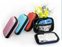 Wholesale electronics tools set for sale - Group buy Storage Bags Digital Electronic Product Containing Bag Earphone Case Data Line Packing Box Container Hand Spinners Protable tr D R