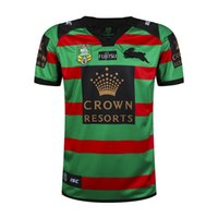 Wholesale Thai quality South Sydney Rabbitohs RD Jersey Super Rugby NRL RD South Sydney Rabbitohs rugby Men shirt