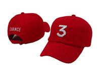 Wholesale Snapback Adjustable Boy - 2017 Chance 3 boys snapback caps Streetwear kanye west dad cap letter Baseball Cap coloring Book 6 panel Yeezus god hats for men women