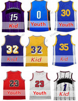 Basketball order shirts with logo - Cheap Kid Basketball Shirts Youth Basketball Jerseys With Player Name Embroidery Logos Mix order
