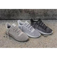 Slip-On black buckle boots sale - new sale Tubular Shadow Men Women Running Shoes Fashion Originals Tubular Shadow D Boots Training Shoes Size