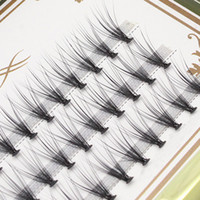 Wholesale Specials Lashes - High end 20 root fine hand artificial false eyelash planting graft eyelashes 0.05 mink velvet silk beauty special false eyelashes