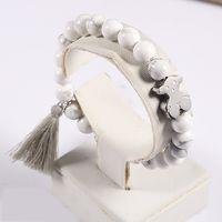 Wholesale Hand Woven Charm Bracelets - TL Stainless Steel Rope Weave Bracelet Charm Bracelet Original Design Hand Make For Women High Quality