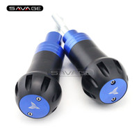 Wholesale Motorcycle Frames Sliders - For YAMAHA YZF R25 R3 YZF-R25 YZF-R3 2014 2015 2016 Blue Motorcycle Body Frame Sliders Crash Protector Falling Protection