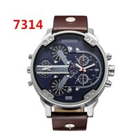 Wholesale best selling Fashion Men Watches dz Luxury watches Brand montre homme Men Military Quartz Wrist watches Clock relogio masculino rejoles