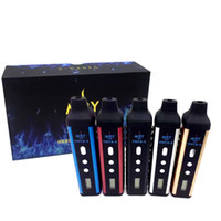 Wholesale Blue Gold Filter - Vista-2 Herbal Vaporizer Dry Herb with Ceramic Heating Chamber and Glass Filter Temperature LCD Screen Display 2200mah