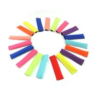 Wholesale Silicone Cone - Popsicle Holders Pop Ice Sleeves Freezer Pop Holders 15x4.2cm for Kids Summer Kitchen Tools 10 colors 200pcs Free shipping