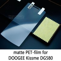 Wholesale Titan Protector - Glossy Frosted Matte Anti glare Tempered Glass Protective Film Screen Protector For DOOGEE Kissme DG580 DOOGEE Titans 2 DG700 TURBO DG2014
