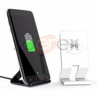 Wholesale Precision Charger - 10pcs ZOEREX Wireless Charger Practical Charging Holder For Mobile Phone Quick Charge Stand Charger With Precision Circuit Design