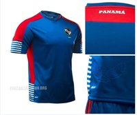Wholesale 2017 Panama jersey soccer high quality