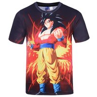 3D camisetas 3XL 4XL camiseta hombres / mujeres camiseta 3d Cartoon Print Japanese Anime camiseta Summer Tops Tees Plus Size