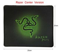 Wholesale Azer Goliathus or Rakoon Large Gaming Mouse Pad Locking Edge Mouse Mat Control Speed Version Mousepad Mice Mat for Lol CS Dota2
