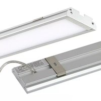 Wholesale High Touch Surfaces - 25W led downlights recessed Panel Light 4ft 1200mm batten Tube shaped surface mounted led ceiling lamp High brightness 2000LM AC85-265V