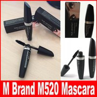 Wholesale Natural Look Eyelashes - HOT Makeup Mascara False Lash Look Mascara Black Waterproof 13.1ml M brand Mascara Cosmetics Eyelashes for Woman M Brand
