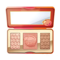 Wholesale Good Quality Makeup Palettes Wholesale - HOT Sweet Peach Glow Highlighter Blush Palette Makeup Sweet peach glow powder long-lasting natural powder good quality