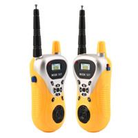 Wholesale Intercom Electronic - 2016 Newest Intercom Electronic Walkie Talkie Kids Child Mni Toys Portable Two-Way Radio