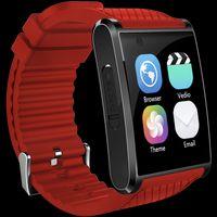 smartwatch handsfree оптовых-Новый Android smart watch GPS SOS Arc face Емкостный экран 3G бизнес smartwatch видео WIFI камера Спорт Здоровье музыка телефон громкой связи