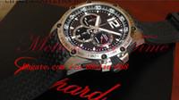 kol saati toptan satış-Lüks Saatler YENI erkek Klasik Yarış Süper + Hızlı Kauçuk Kayış T Kuvars Japonya Tarihi Chronograph Saatı
