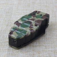 Wholesale metal character modelling is the new grenades knife lighters Multi function saber lighter Outdoor camping lighter