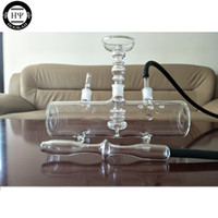 Wholesale Mp5 For Sale - 80MM DIA ORIGINAL MP5 glass hookah shisha for hookah smoking chicha with factory whole sale price