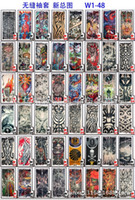 Wholesale Tattoo Sleeve Anti Uv - New 500pcs tattoo sleeves 70 styles arm wearmers cycling protective Cool Anti UV Arm Stockings Tattoo Wears Fishing Driving Sleeves