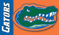 Florida Gators sei in bandiera country con stampa digitale in poliestere 90x150cm con 2 occhielli in metallo 3x5ft