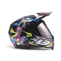 TKTKOSM Мотокросс Мотоциклетный шлем Полное лицо с дороги ATV Dirt Bike Downhill MTB DH Racing Helmet Cross Helmet Capacetes DOT Capacete