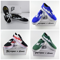Wholesale Yezee Calabasas Stylist Ian Connors Revenge X Storm Sneakers kanye west calabasas Casual Shoe Men Women Shoes Four Colors