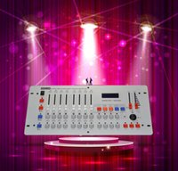 Wholesale Hot Sell Disco DMX Controller DMX DJ dmx Console Equipment For Stage Wedding And Event Lighting dj controller