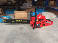 Wholesale professional garden tools online - High quality factory sales garden tools cc cc powerful professional gasoline chainsaw with inch inch guid bar