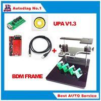 Wholesale Peugeot Frame - UPA USB Programmer for Main Unit UPA-USB Programmer V1.3 BDM FRAME with Adapters Set fit for BDM100 programmer  CMD, bdm frame