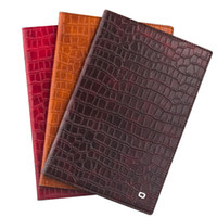 Wholesale Crocodile Ipad Cases - 5176-105 Fashion Smart Slim Leather Case for iPad Mini 4 Crocodile Pattern Megnetic Flip Cover Stand Function with Card Slot
