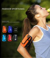Wholesale Huawei Honor Outdoor - Outdoor Running Bag Arm Wrist Band Hand Sport Mobile Phone Case Waterproof Pouch Cover Fundas Armband For Oneplus 5 Huawei Honor P10