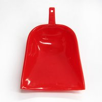 Wholesale Garbage Clean - Hot sale plastic dustpans Two colors available Convenience Household Cleaning Garbage installed Tools for housekeeping and organization