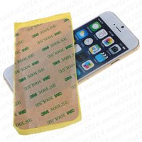 Wholesale Iphone 4s Full Stickers - 300PCS 3M Full Adhesive Tape Sticker Glue Screen To Frame for iPhone 4 4s 5 5s 6 6 Plus