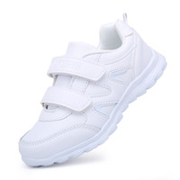 Wholesale 12 Year Old Girls Fashion - 2017 New fashion 1 to 12 years old baby boys and girls casual sport shoes soft bottom children running shoes kids sneakers