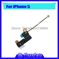 Wholesale Antenna Cables Connectors - High Quality NEW Wifi Antenna Flex Cable for iPhone 5 5g Net Work Connector Antenna Wifi Flex Cable Free Shipping