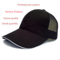 Wholesale Small Children Picture - Professional Customization Adult Children Baseball Cap Small Quantity Custom Adjustable Hat Provide Picture Custom design Free DHL