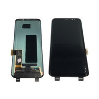 Wholesale Oem Digitizer Touch - Original Touch Screen Digitizer Assembly Replacement For Samsung Galaxy S8 edge Plus Lcd Display OEM 6.2 inch G955A G955R4 G955P G955T G955V