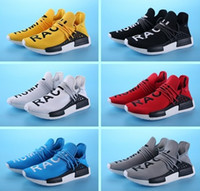 Wholesale Men Campus Shoes - Original human race NMD Runner PK xr1 black white Men and Women Classic Fur Sneakers 8810 Campus Lovers running Shoes r1 ultra boost