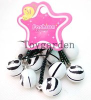 sprite charms - for sale Cartoon sprite Cell Phone Strap JINGLE BELLS Dangle Charms C41