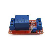 Wholesale Isolation Relays - 1 road relay module with optical coupling isolation support high and low level trigger 12 v all the way