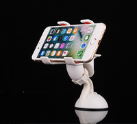 Wholesale Mp3 Player Holder - Free DHL ,Universal Car Windshield Mount Holder Bracket With a 360 swivel head For iPhone Samsung Phones GPS PSP iPod MP3 MP4 Player